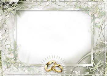 M s de 400 marcos de boda gratis para la dici n de fotos - Marcos de plata para bodas ...